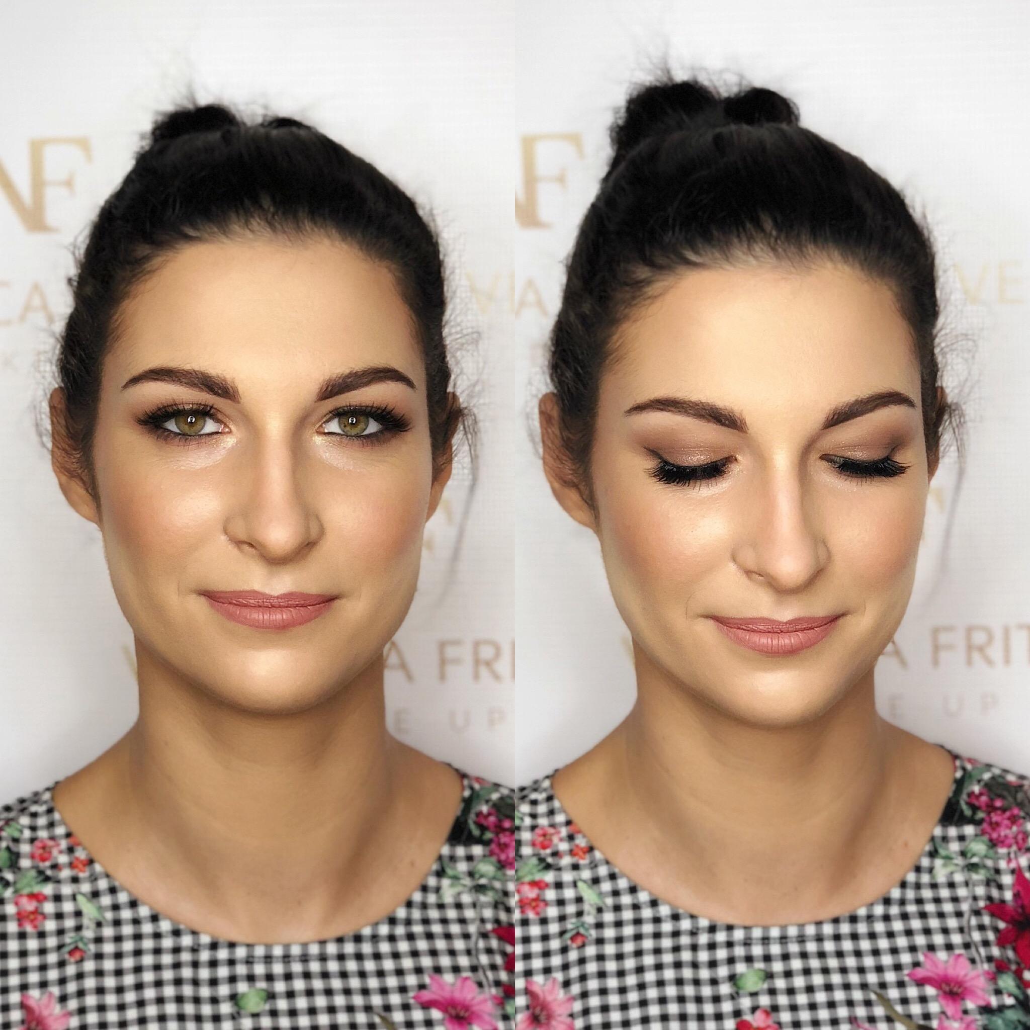 Makijaż dzienny katowice