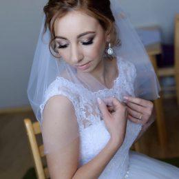 makijaż ślubny Katowice